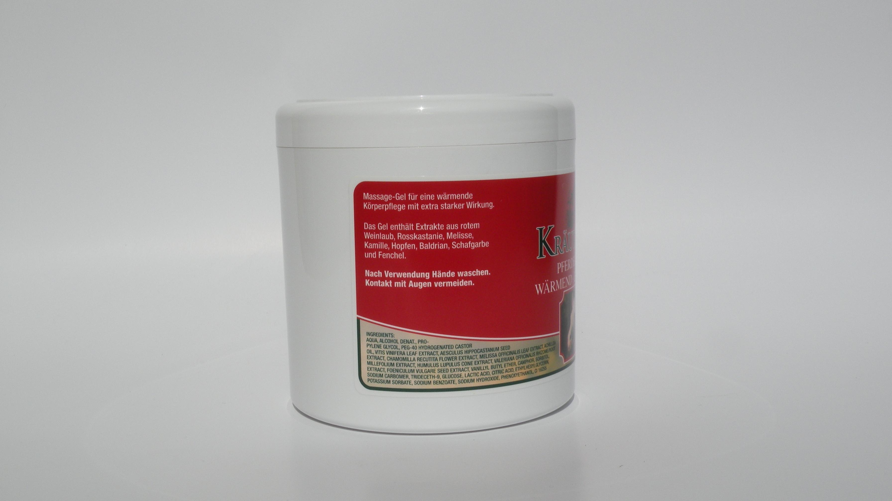 pferdebalsam massage gel kr uterhof balsam w rmend extra stark creme 250ml 500ml ebay. Black Bedroom Furniture Sets. Home Design Ideas