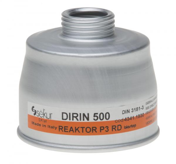 Spezialfilter Reaktor-P3R* Zivilschutzfilter