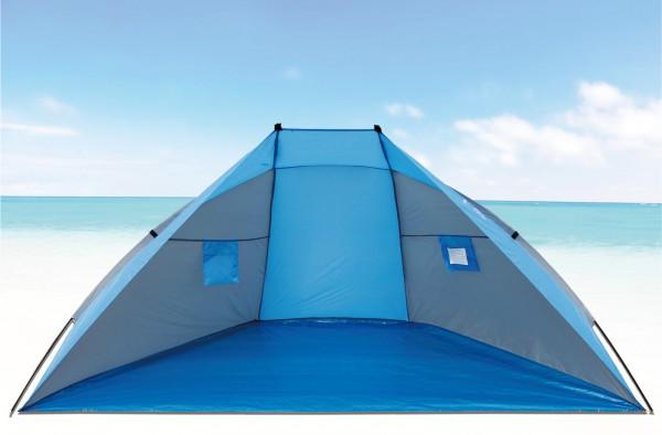 Explorer klassische Strandmuschel UV Schutz 80+