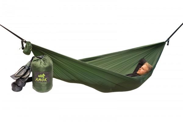 Amok Segl - grüne Hängematte