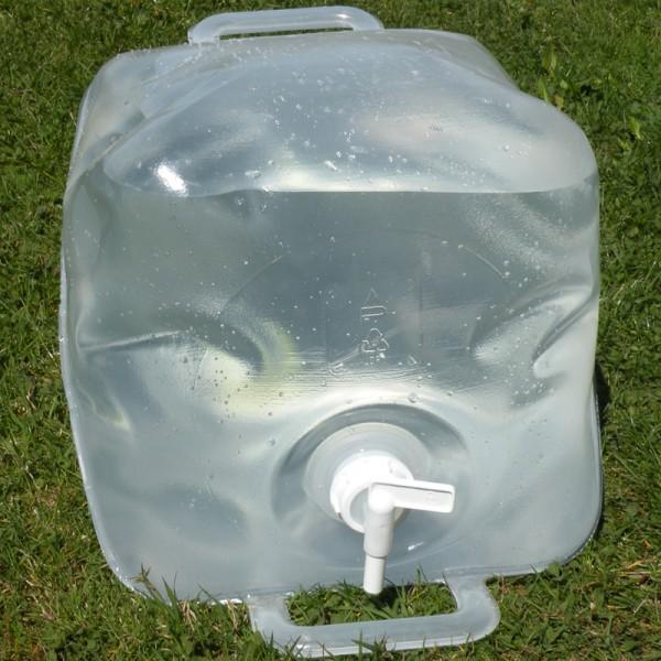 20 Liter faltbarer Wasserkanister Politainer