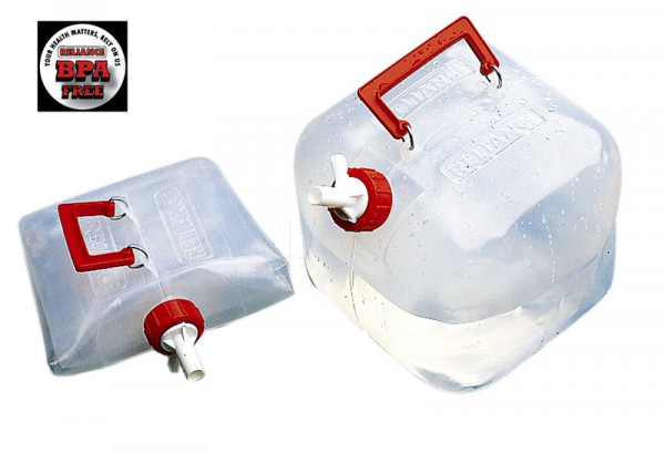 20 Liter Reliance Original Wasser Faltkanister