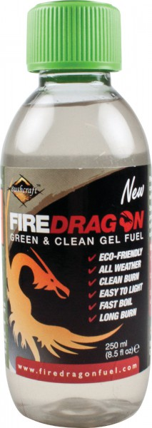 BCB Fire Dragon Brenngel Biokraftstoff 250ml