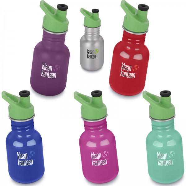 Klean Kanteen Kids 355ml neues Model 2018 alle Farben