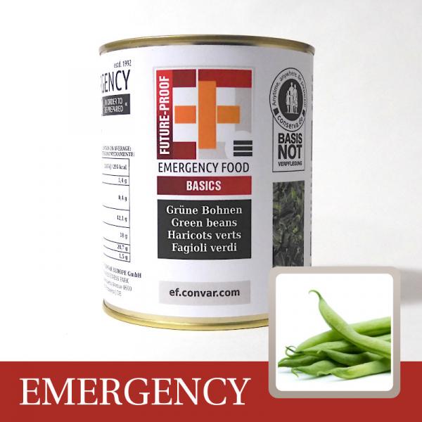 EF BASIC Grüne Bohnen getrocknet (160g)