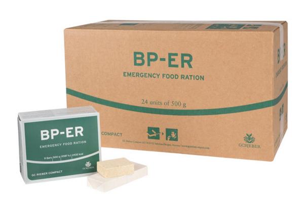 BP-WR => BP-ER Notration 24x500g