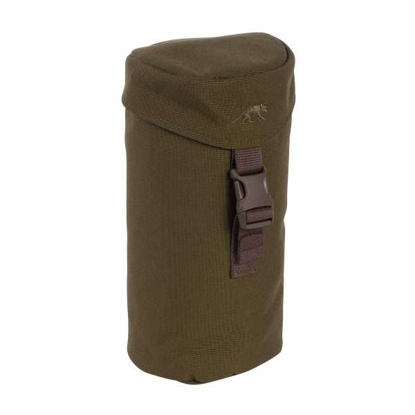 TT Bottle Holder 1l in Olive von vorne