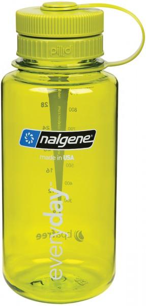 """Nalgene Weithals Flasche """"PILLID"""" 1,0l Grün"""