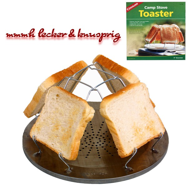 Coghlans Camping Toaster