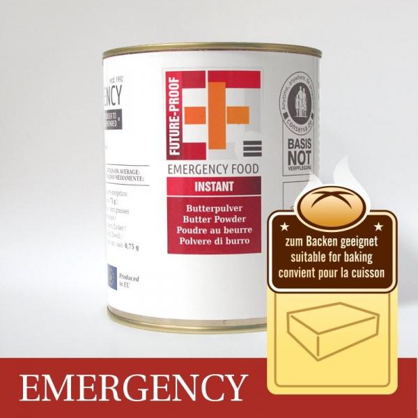 EF Butterpulver (220g)