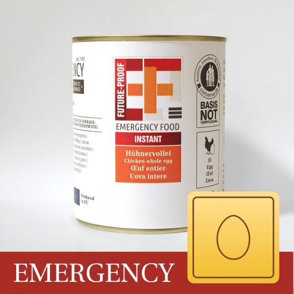 EF Basic Hühnervolleipulver aus Bodenhaltung (300g)