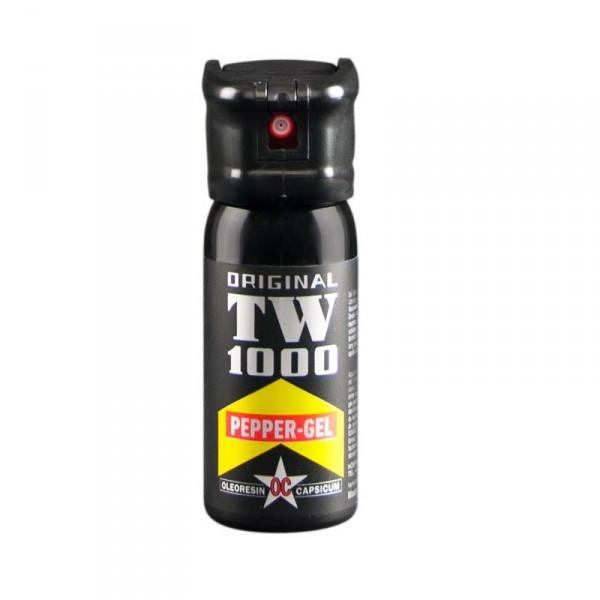 Pfefferspray - Pfeffergel TW 1000 Magnum + inkl. Flip Top 50ml