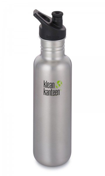 Klean Kanteen Classic®  800ml edelstahl gebürstet