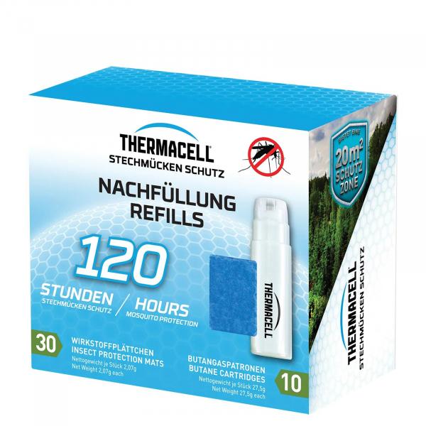 Thermacell Nachfüllpack R-10 30x4h= 120h Insektenabwehr Mückenschutz