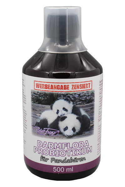 Darmflora Probiotikum für Pandabären- Robert Franz DOGenesis 500ml