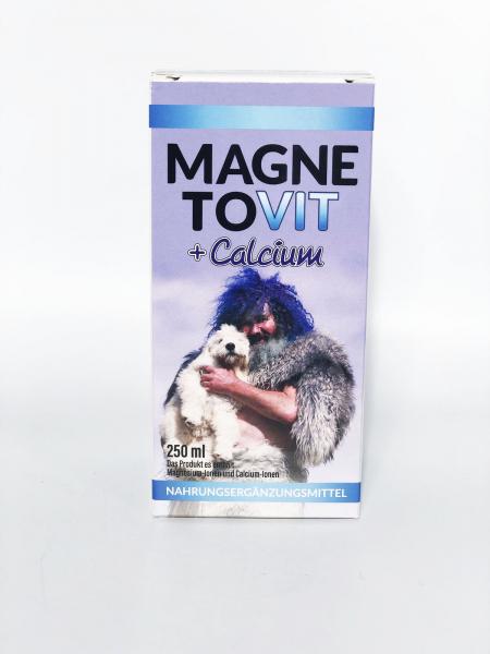 Magnetovit + Calcium Nahrungsergänzungsmittel