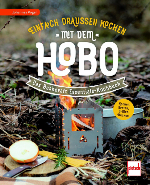 Hobokocher-Kochbuch-Einfach draussen kochen mit dem Hobo