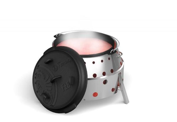 Petromax Atago Grill mit Feuertopf