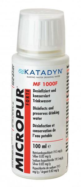 Micropur Forte MF 1'000F Wasserentkeimung