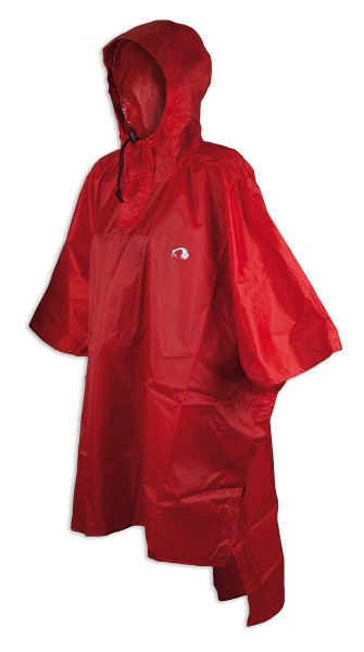 Tatonka Poncho 2 RED