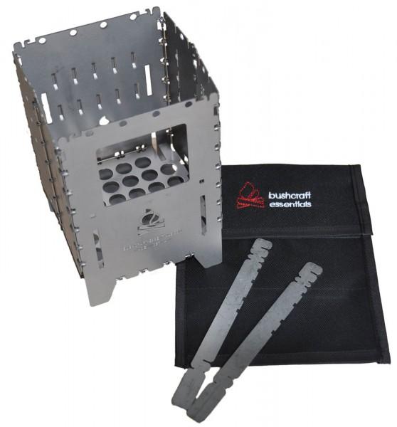 Titan Bushbox XL Set mit Tasche