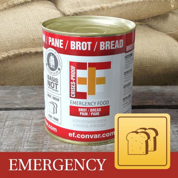 EF Emergency Food - DosenBrot (320g)