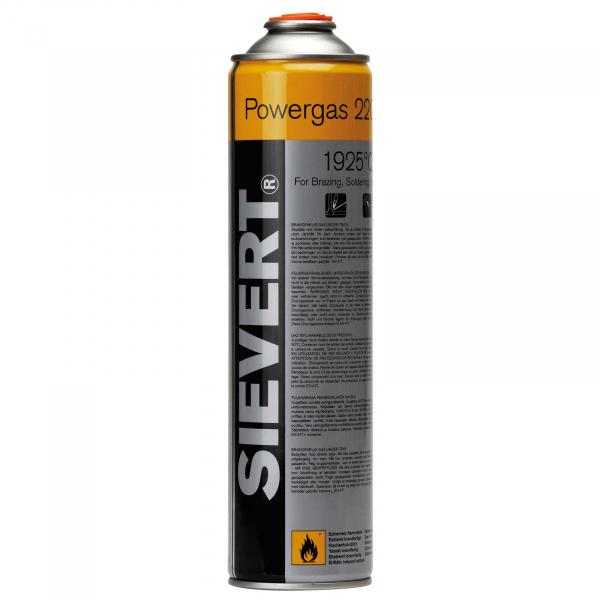 Sievert Powergas Schraubkartusche 220483