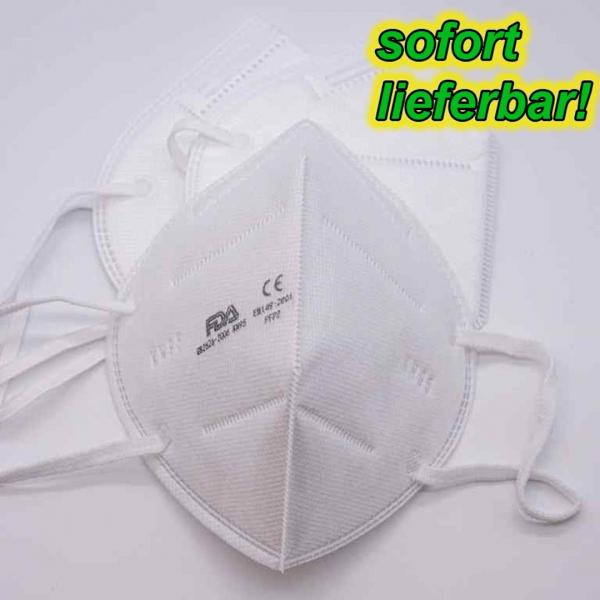Atemschutzmaske KN95 (⁓FFP2) - Sofort lieferbar!