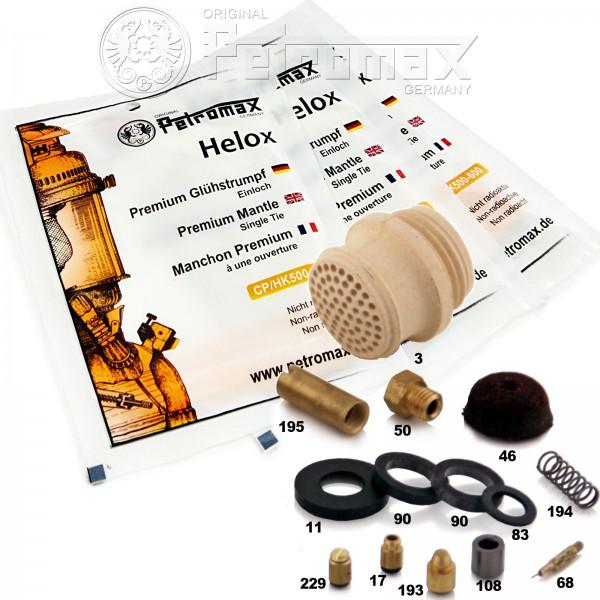 Petromax Verschleißteilset HK500/HK150
