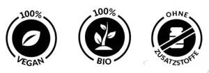 Vegan-Bio-Zusatzstofffrei
