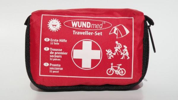 Wundmed Traveller Set Reiseset Erste Hilfe
