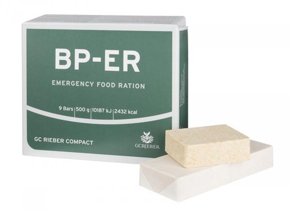 BP-ER Notration 500 g Weizenriegel