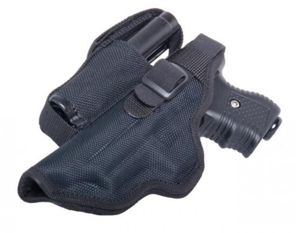 Gürtelholster mit Magazintasche für JPX Jet Protector