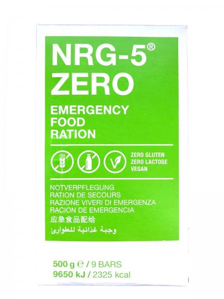 24x NRG-5 Zero Notnahrung 500 g