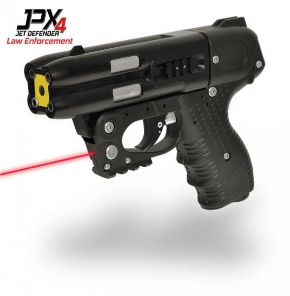 JPX4 LE Jet Defender mit Laser