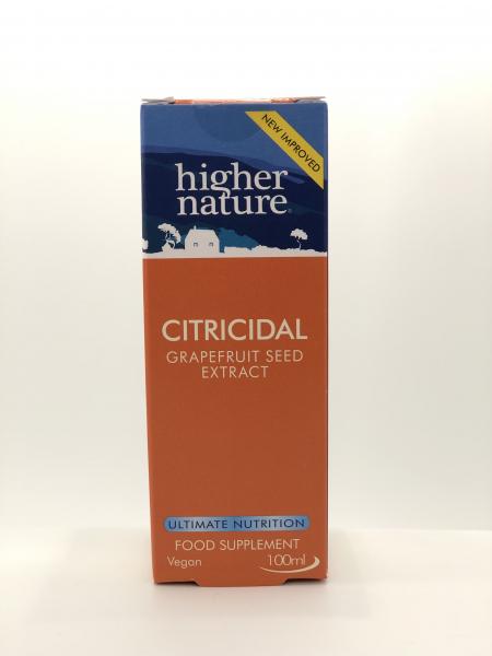 Citricidal Grapefruitkern Extrakt 100ml