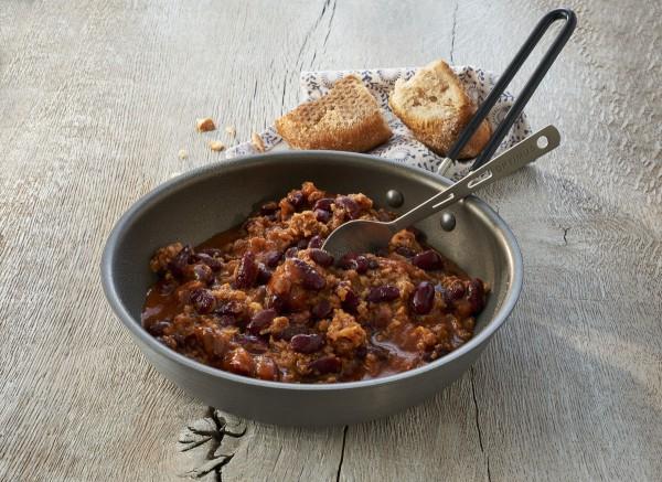 Trek´n Eat Chili con Carne - Outdoornahrung Fertiggericht - mmmh lecker