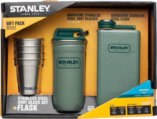 Stanley Adventure, Steel Spirits Geschenk Set