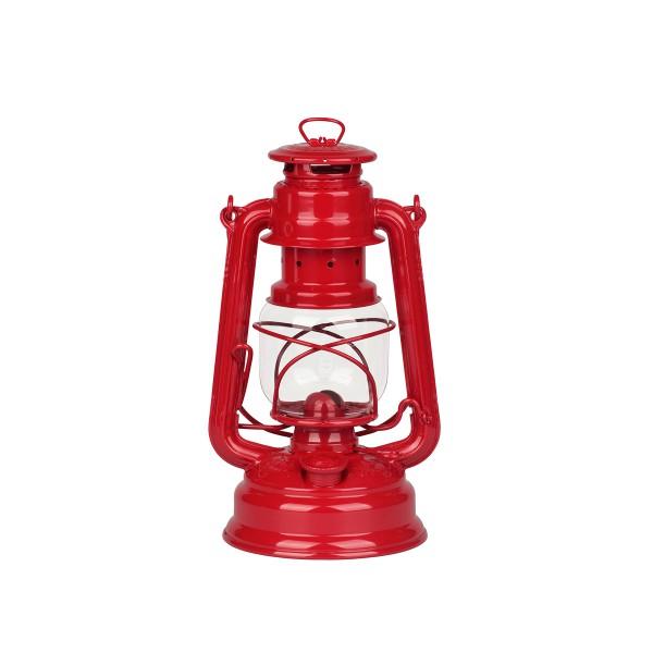 Feuerhand Sturmlampe rot