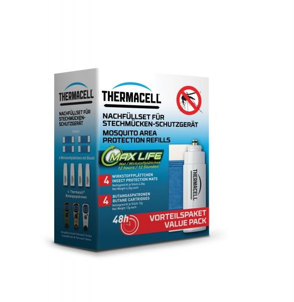 Thermacell Nachfüllpack L-4 4x12h=48h