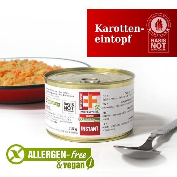 EF Karotteneintopf (125g) - Langzeitlebensmittel allergenfrei