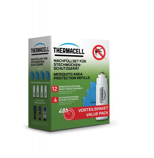 Thermacell Nachfüllpack R-4 12x4h= 48h