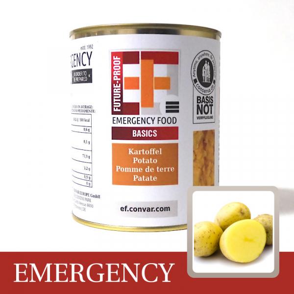 EF BASIC Kartoffel - Kartoffelwürfel (230g)
