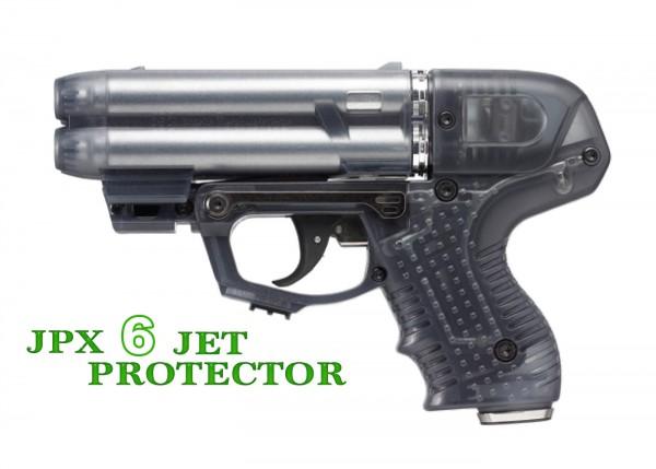 Jet Protector JPX6 mit Laser 4 Schuß