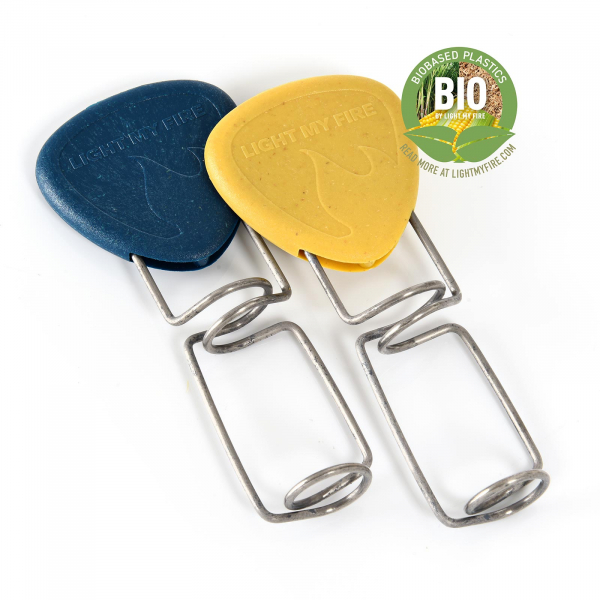 Light my Fire Grandpa´s FireFork 2-Pack gelb - blau