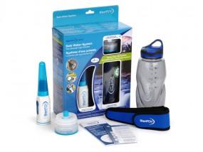SteriPEN CIassic mit Safe Water Systems UV Licht Wasserentkeimung
