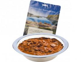 Trek´n Eat Rindfleisch Stroganoff mit Reis