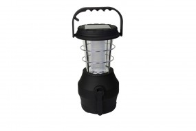 Hippo - 24 LED Solar Dynamo USB Camping Lanterne