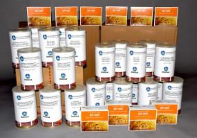 90 Tage Notvorrat -Paket (mit Fleischgerichten)
