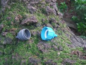 Squeeze Filter Reinigungskupplung SP110